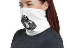"Face & Neck Gaiter - ""Socially Conscious"""