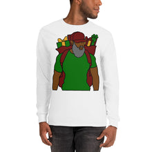 """Bearded Gifts"" Men's Long Sleeve Shirt"