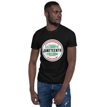 """Black Independence Day"" Unisex T-Shirt"