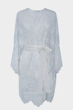 WANDERLUST LACE BRIDAL ROBE Extra Small Fit