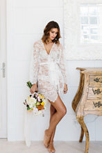Silk Bridal Robe