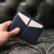 The ID Wallet - Navy Blue - Apto