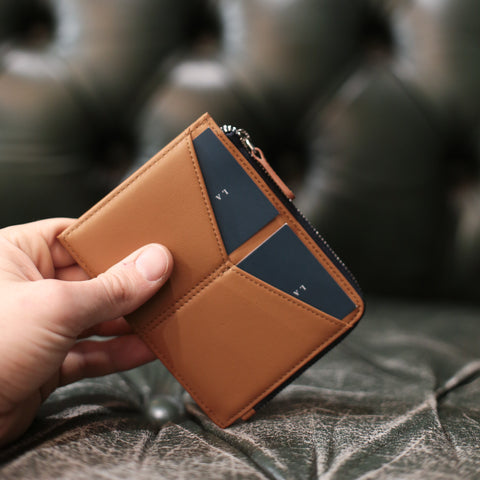 ID Wallet | Portefeuille Camel - Apto