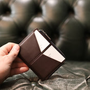 ID Wallet | Portefeuille Marron - Apto