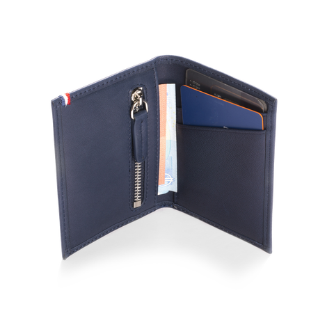 Instant Card holder - Navy blue - Apto