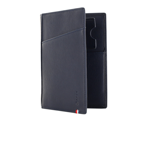 The Nomade Wallet - Navy Blue - Apto