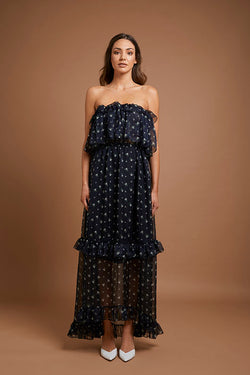 f36862007fdf6 Forest Green Silk Skirt. Regular price  380.00. Navy Floral Maxi