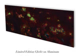 """Coral Fluorescence"" 18X48 Limited Edition Gloss"