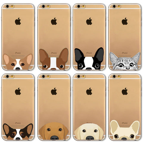 FREE! Cuteness Dog & Cat iPhone Cases