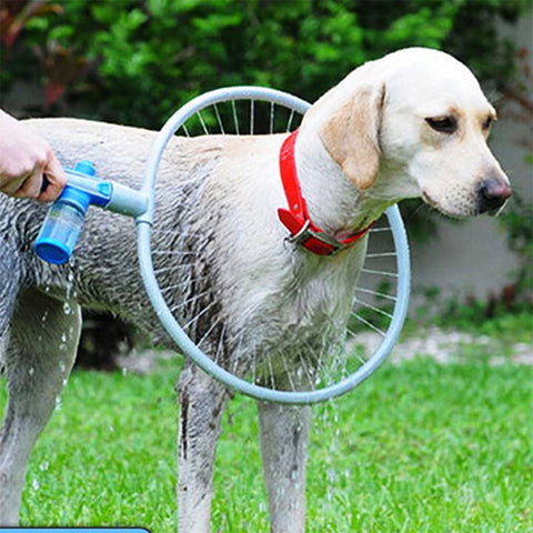 360° Dog Washer