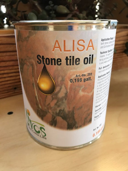 stone oil - alisa by livos