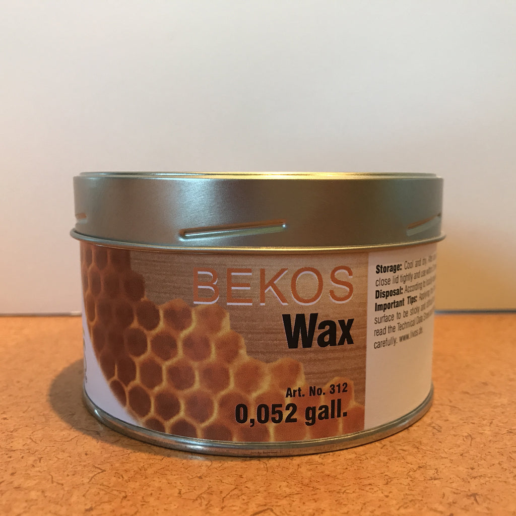 bekos wood wax by livos