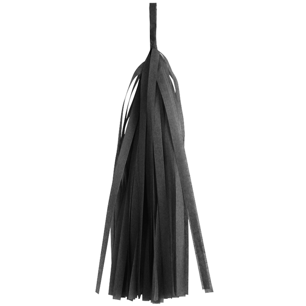 Bulk DIY Tassels - Black