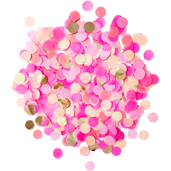 Confetti - Pink Party