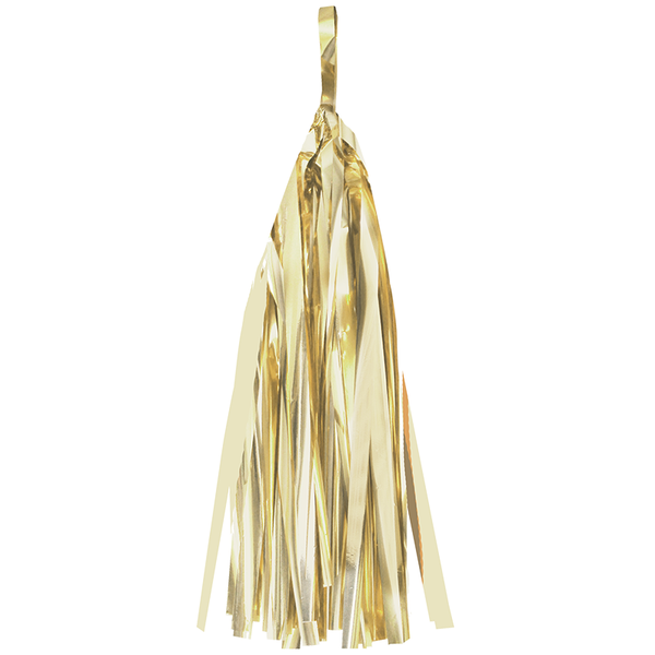 Bulk DIY Tassels - Metallic Gold