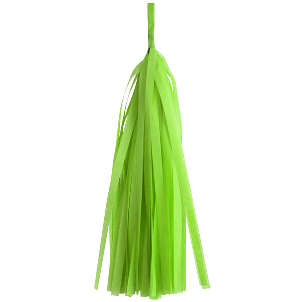 Bulk DIY Tassels - Green Apple