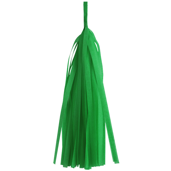 Bulk DIY Tassels - Kelly Green