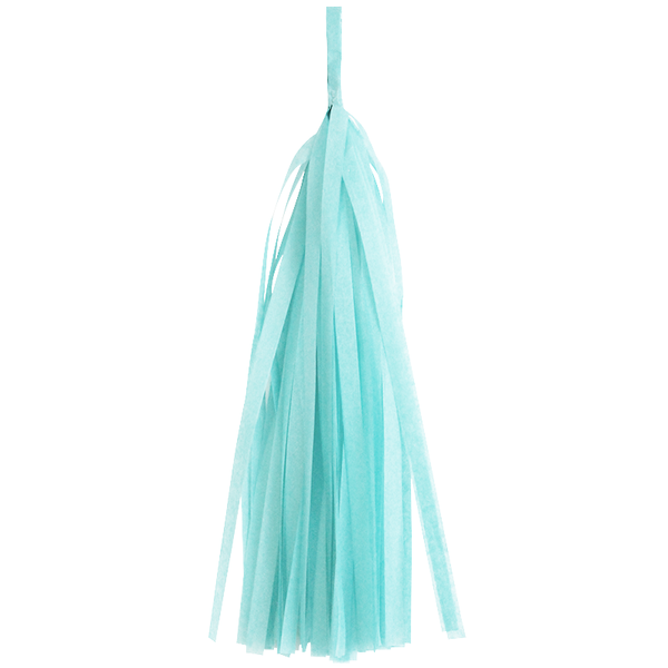 Bulk DIY Tassels - Light Blue