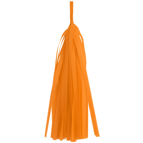 Bulk DIY Tassels - Orange