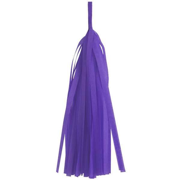 Bulk DIY Tassels - Purple