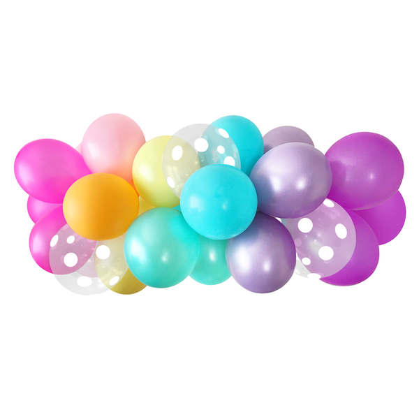Balloon Garland - Rainbow - 5ft