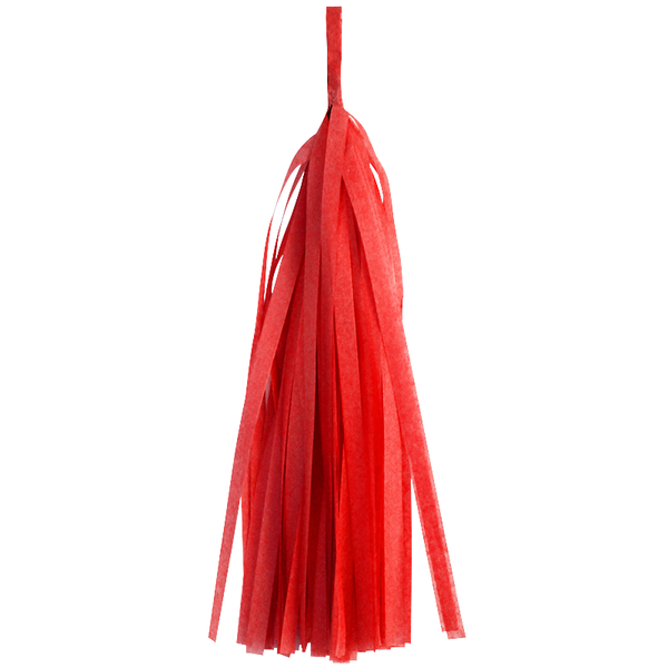 Bulk DIY Tassels - Red