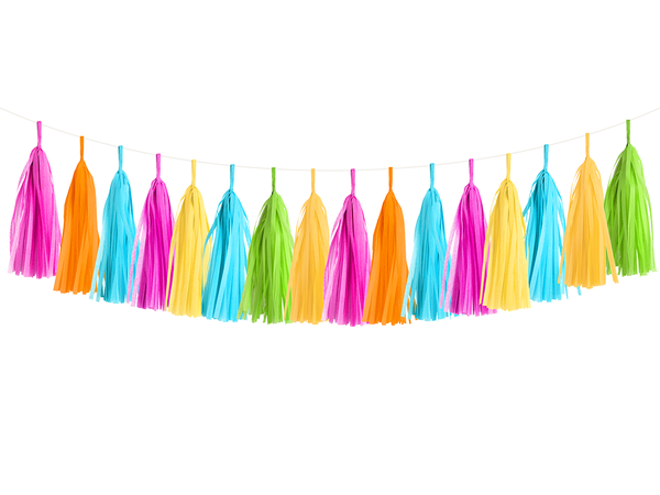Tassel Garland DIY Kit - Fiesta