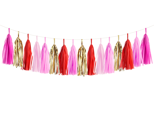 Tassel Garland DIY Kit - XO