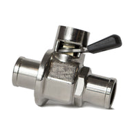 <strong>EZ-MH2</strong> In-line Dual 16mm Hose End Drain Valve