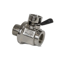<strong>EZ-111</strong> 14mm-1.25 <br>Oil Drain Valve