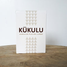Kūkulu Hawaiian Playing Cards