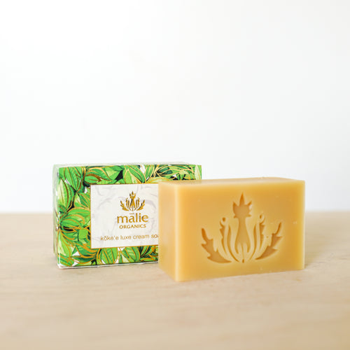 Koke'e Luxe Cream Soap