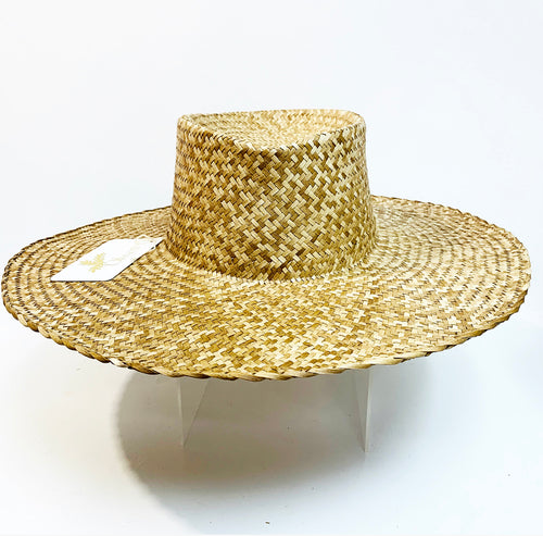 Long Brim Papale #119