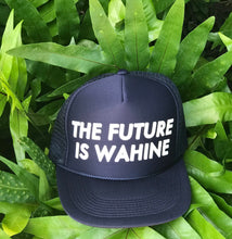 THE FUTURE IS WAHINE hat