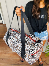 The Leopard Cub Collection - Duffle