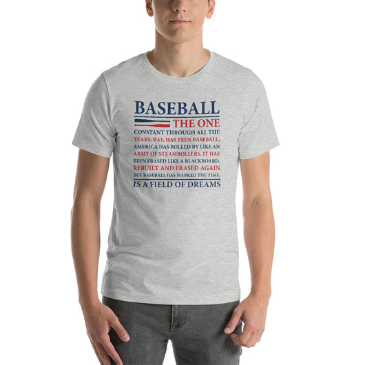 Baseball Dreams<br>Adult T-Shirt