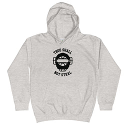 Thou Shall Not Steal<br>Youth Hoodie