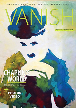 VANISH Magazine by Paul Romhany  (CHAPLIN'S WORLD SPECIAL) eBook DOWNLOAD