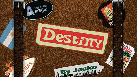 Destiny by Jacko and Aprendemagia - Trick