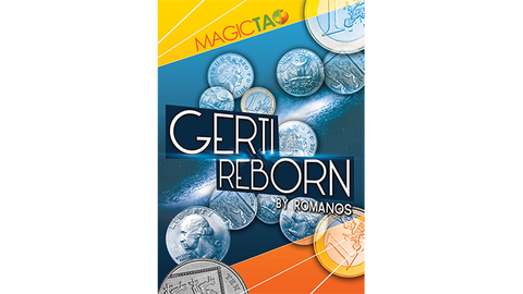 Gerti Reborn UK Version (Gimmick and Online Instructions) by Romanos - Trick