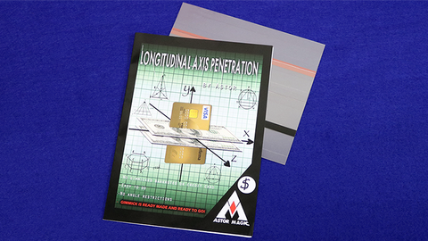 Longitudinal Axis Penetration by Astor - Trick