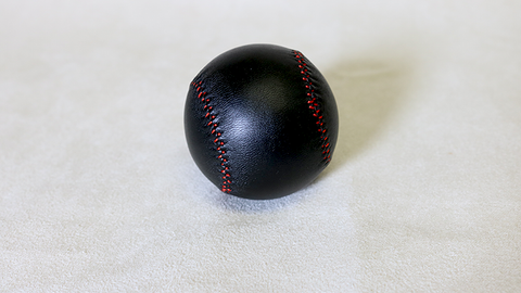 Final Load Ball Leather (Black 5.7 cm) by Leo Smetsers - Trick