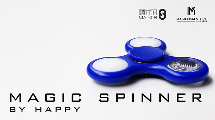 Magic Spinner by Happy, Bond Lee & Magic8 - Trick