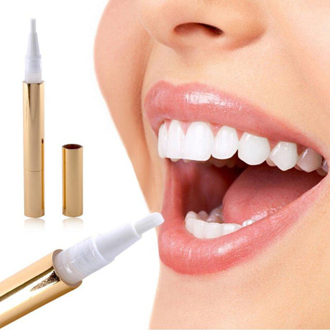 Stylo anti taches, pour blanchiment des dents