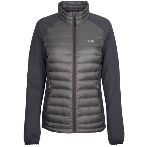 Gill Women's Hybrid Down Jacket - GillDirect.com