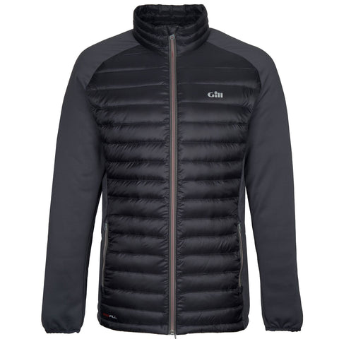 Gill Men's Hybrid Down Jacket - GillDirect.com