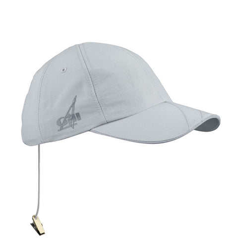 Image of Gill Technical UV Cap W/ Hat Retainer Clip - GillDirect.com