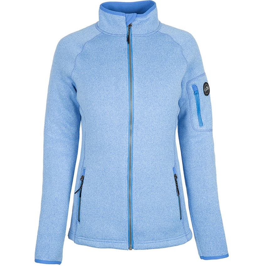 Gill Women's Knit Fleece Jacket - GillDirect.com