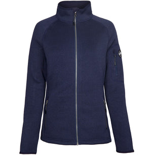 Gill Women's Knit Fleece Jacket
