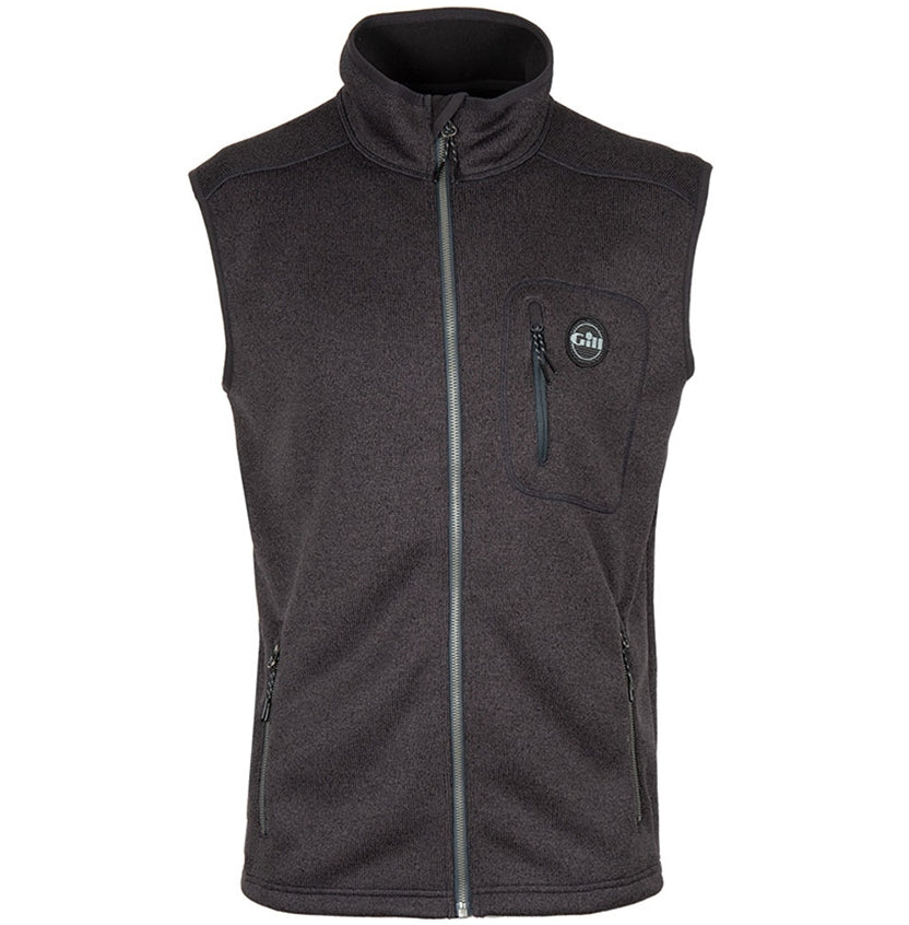 Gill Men's Knit Fleece Vest - GillDirect.com